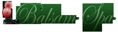 Balsam Day Spa Newmarket Retina Logo